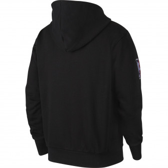 Nike NBA Miami Heat Courtside Hoodie ''Black''