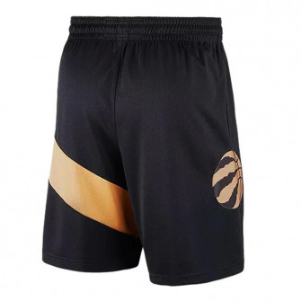 Nike NBA Toronto Raptors City Edition Swingman Shorts ''Black/Gold''