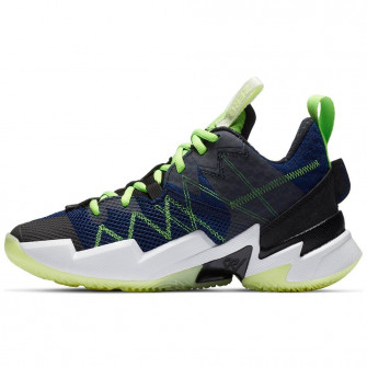 Air Jordan Why Not Zer0.3 ''Black/Key Lime'' (GS)