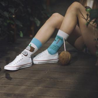 Spox Sox Coco Tree Socks