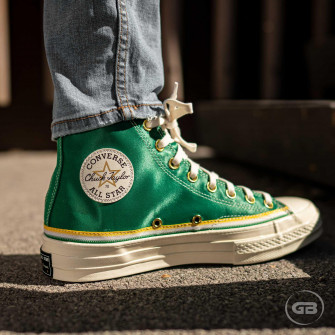 Converse Chuck 70's Hi Breaking Down Barriers ''Boston Celtics''