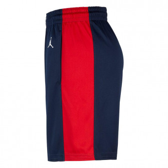Air Jordan France Limited Road Shorts ''College Navy/White''