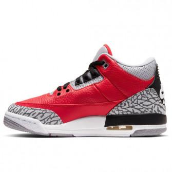 Air Jordan Retro 3 SE ''Red Cement'' (GS)
