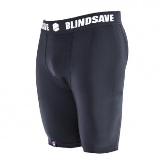 Blindsave Compression Shorts ''Black''