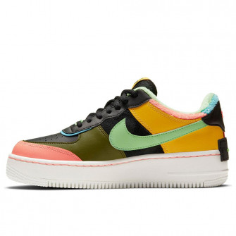 Nike Air Force 1 Shadow SE WMNS ''Solar Flare/Atomic Pink''