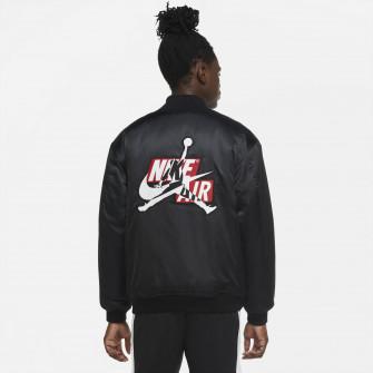 Air Jordan Jumpman Classics Jacket ''Black/Gym Red''