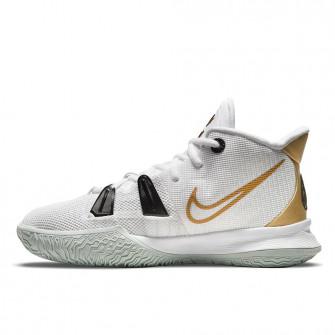 Nike Kyrie 7 ''White/Metallic Gold'' (GS)