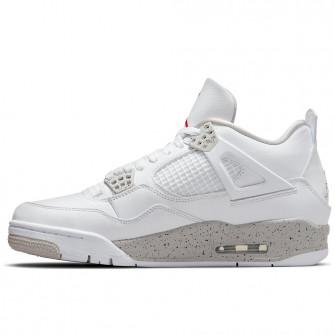 Air Jordan 4 Retro ''White Oreo''