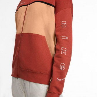 Nike Sportswear WMNS Full-Zip Hoodie ''Firewood Orange''