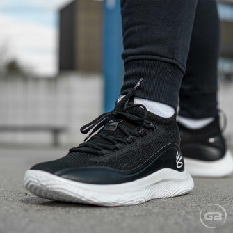 Curry Flow 8 ''Black/White''