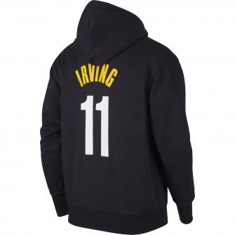 Nike NBA Brooklyn Nets Kyrie Irving City Edition Hoodie ''Black''