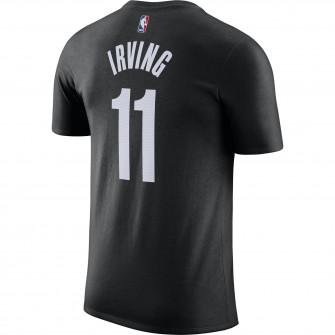 Nike NBA Kyrie Irving Brooklyn Nets T-Shirt ''Black''