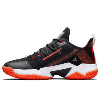 Air Jordan Westbrook One Take II ''Black/Bright Crimson''