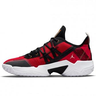 Air Jordan Westbrook One Take II ''Black/Red''