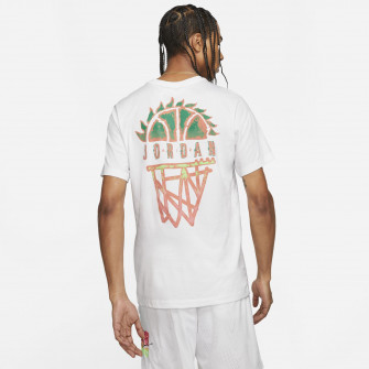 Air Jordan Sport DNA T-Shirt ''White''
