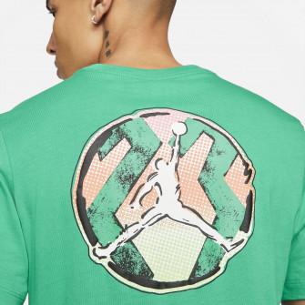 Air Jordan Sport DNA T-Shirt ''Stadium Green''