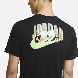 Air Jordan 23 Swoosh T-Shirt ''Black''