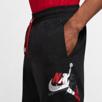Air Jordan Jumpman Shorts ''Black/Gym Red''