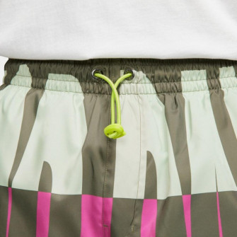 Air Jordan Wings Poolside Shorts ''Active Fuchsia''