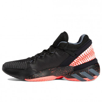 adidas D.O.N. Issue #2 ''Black/Signal Pink''