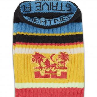 Nike Lebron Everyday Crew Socks ''Black''