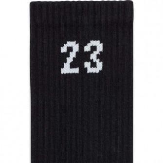 Air Jordan Essentials Crew Socks 3-Pack ''Black/White''