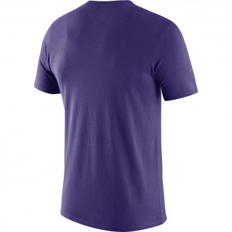 Nike Dri-FIT NBA Logo Los Angeles Lakers T-Shirt ''Court Purple''