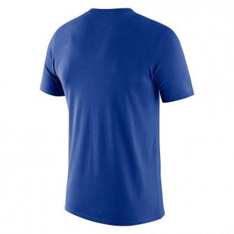Nike NBA Philadelphia 76ers Logo T-Shirt ''Blue''