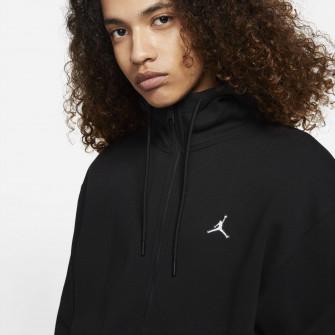 Air Jordan Essentials Full-Zip Fleece Hoodie ''Black''