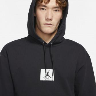 Air Jordan Essentials Statement Fleece Hoodie ''Black''
