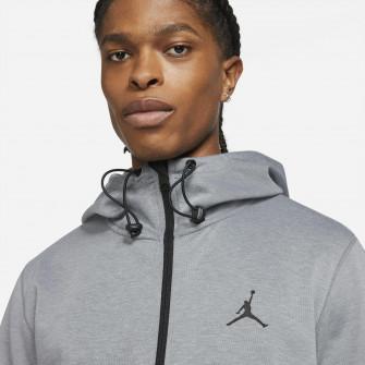 Air Jordan Dri-FIT Air Statement Fleece Full-Zip Hoodie ''Carbon Heather''