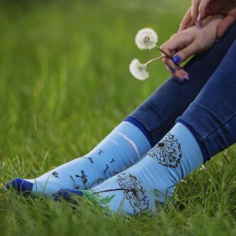 Spox Sox Dandelion Socks