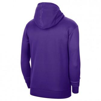 Nike NBA LA Lakers Spotlight Dri-FIT Hoodie ''Field Purple''