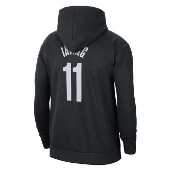 Nike NBA Brooklyn Nets Kyrie Irving Essential Hoodie ''Black''
