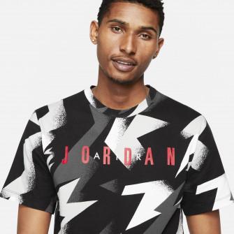 Air Jordan Jumpman Air Printed T-Shirt ''Black''