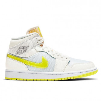 Air Jordan 1 Mid SE WMNS ''Voltage Yellow''