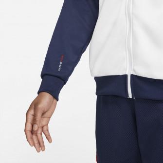 Air Jordan Paris Saint-Germain Anthem 2.0 Jacket ''White/Midnight Navy''
