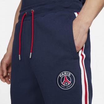 Air Jordan Paris Saint-Germain Fleece Pants ''Midnight Navy''