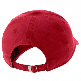 Air Jordan Jumpman Heritage86 Washed Cap ''Gym Red''
