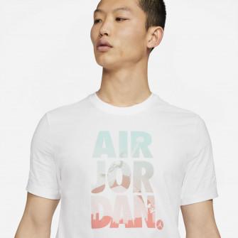 Air Jordan Jumpman Classics Graphic T-Shirt ''White''