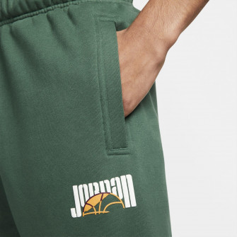 Air Jordan Sport DNA Fleece Pants ''Noble Green''