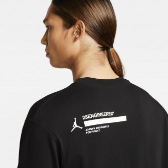 Air Jordan 23 Engineered Long-Sleeve Shirt ''Black''