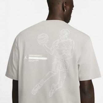 Air Jordan 23 Engineered T-Shirt ''College Grey''
