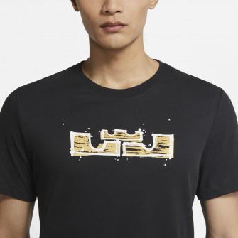 Nike Dri-FIT LeBron Logo T-Shirt ''Black''