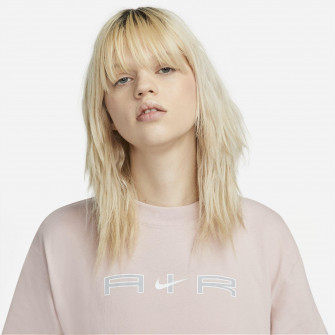 Nike Air Graphic WMNS T-Shirt ''Pink Oxford/White''