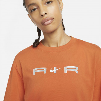 Nike Air Graphic WMNS T-Shirt ''Orange''