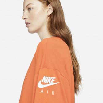 Nike Air Long Sleeve WMNS Top ''Orange''