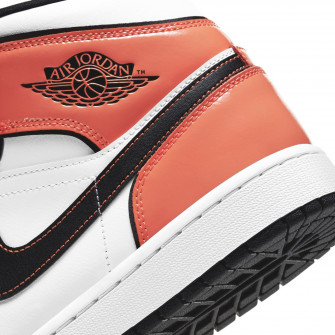 Air Jordan 1 Mid SE ''Turf Orange''