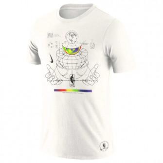 Nike NBA Team 31 Move To Zero T-Shirt ''Pure''