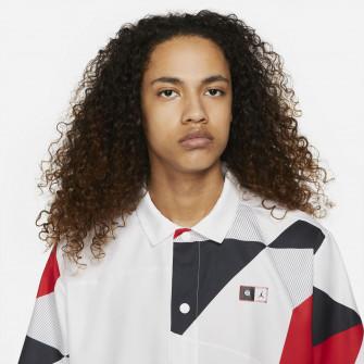Air Jordan Quai 54 Shooting Shirt ''White''